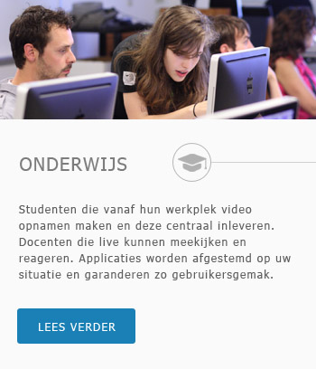 Video in het onderwijs